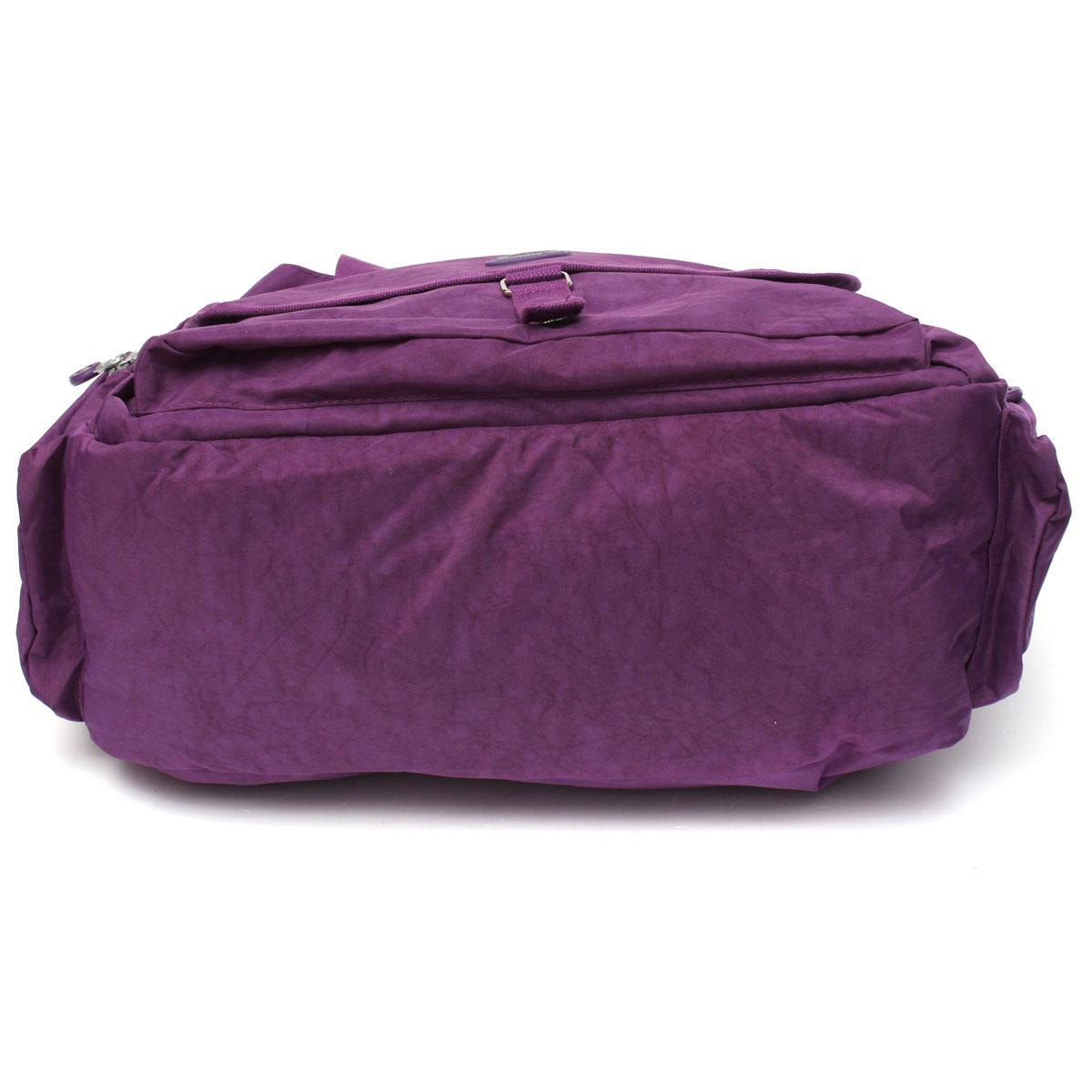landuo baby changing bag large mummy diaper nappy shoulder handbag travel purple export intl. Black Bedroom Furniture Sets. Home Design Ideas