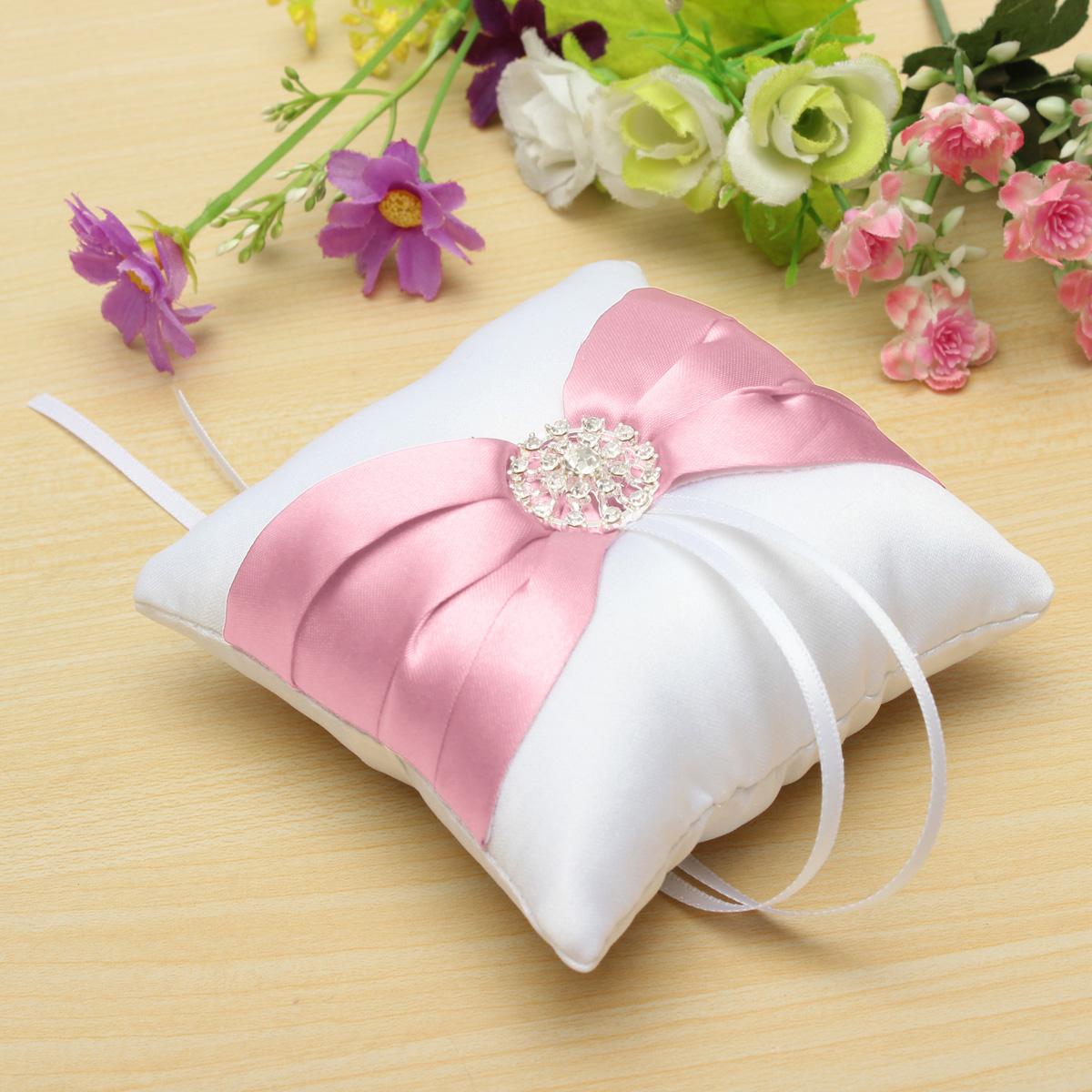 Как сшить подушечку для колец на свадьбу 23