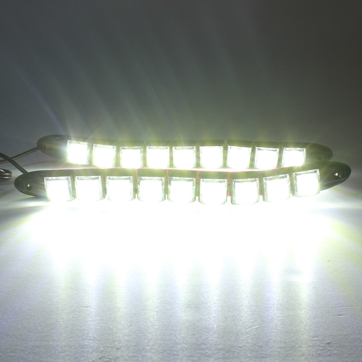 how to connect led daytime running lights