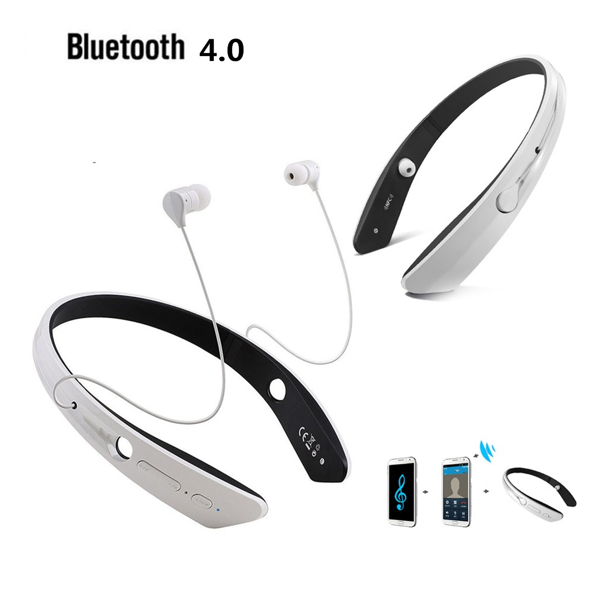 bm 170 sport wireless bluetooth stereo headset handsfree headphone white export lazada singapore. Black Bedroom Furniture Sets. Home Design Ideas