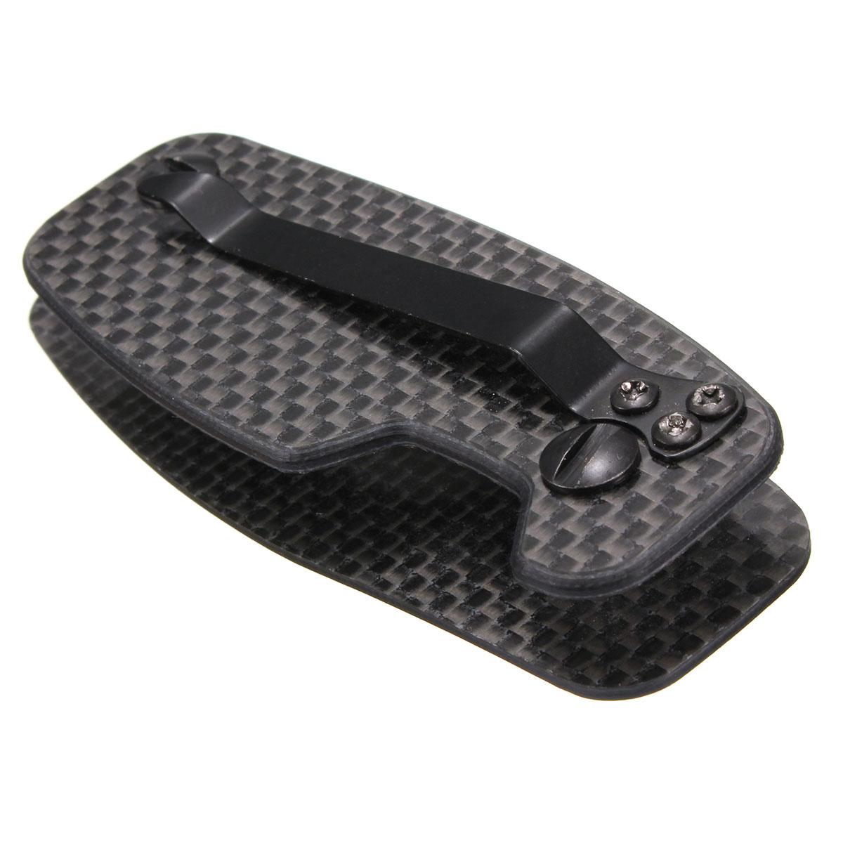 Nike Gloves Key Pocket: EDC Carbon Fiber FoldingKey Lightweight Pocket Key Clip