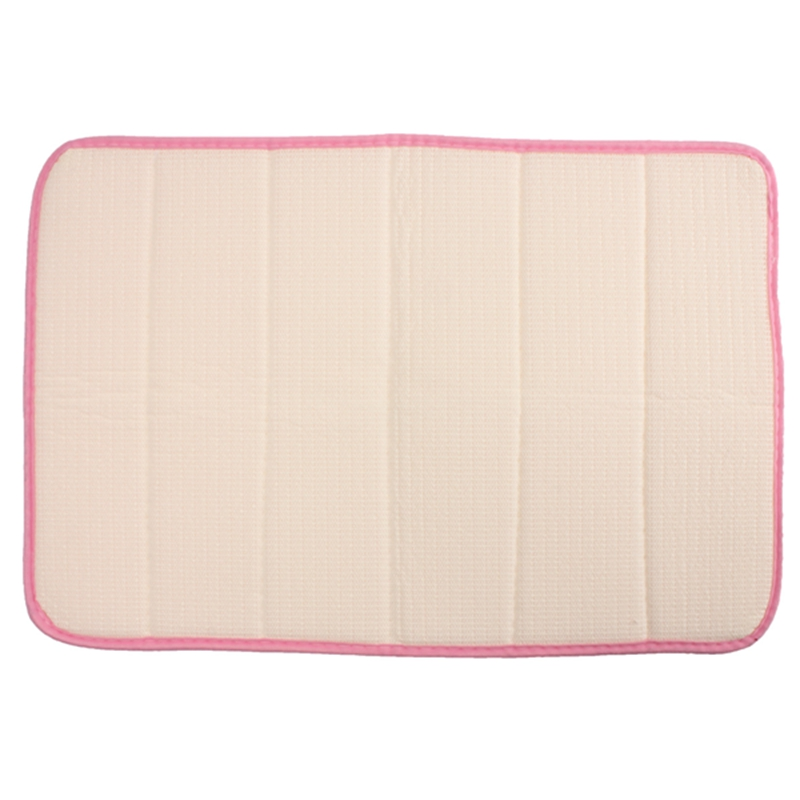 40cmx60cm memory foam rug mat bathroom bedroom non slip