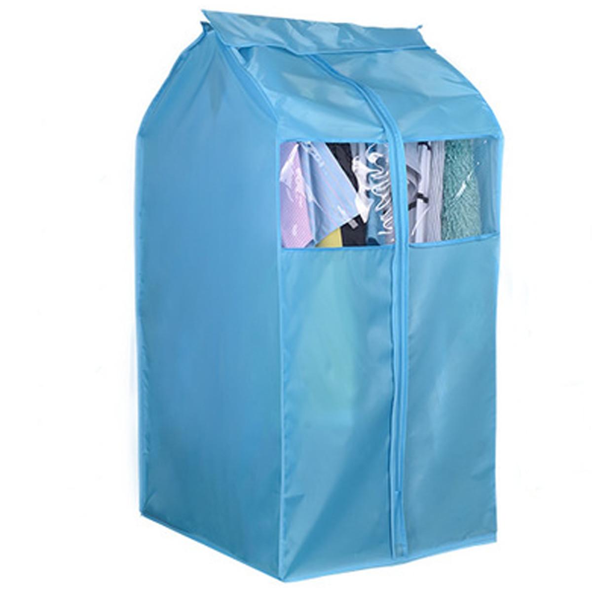 neufu housse rangement v 234 tement sac etui antipoussi 232 re protection manteau costume robe bleu