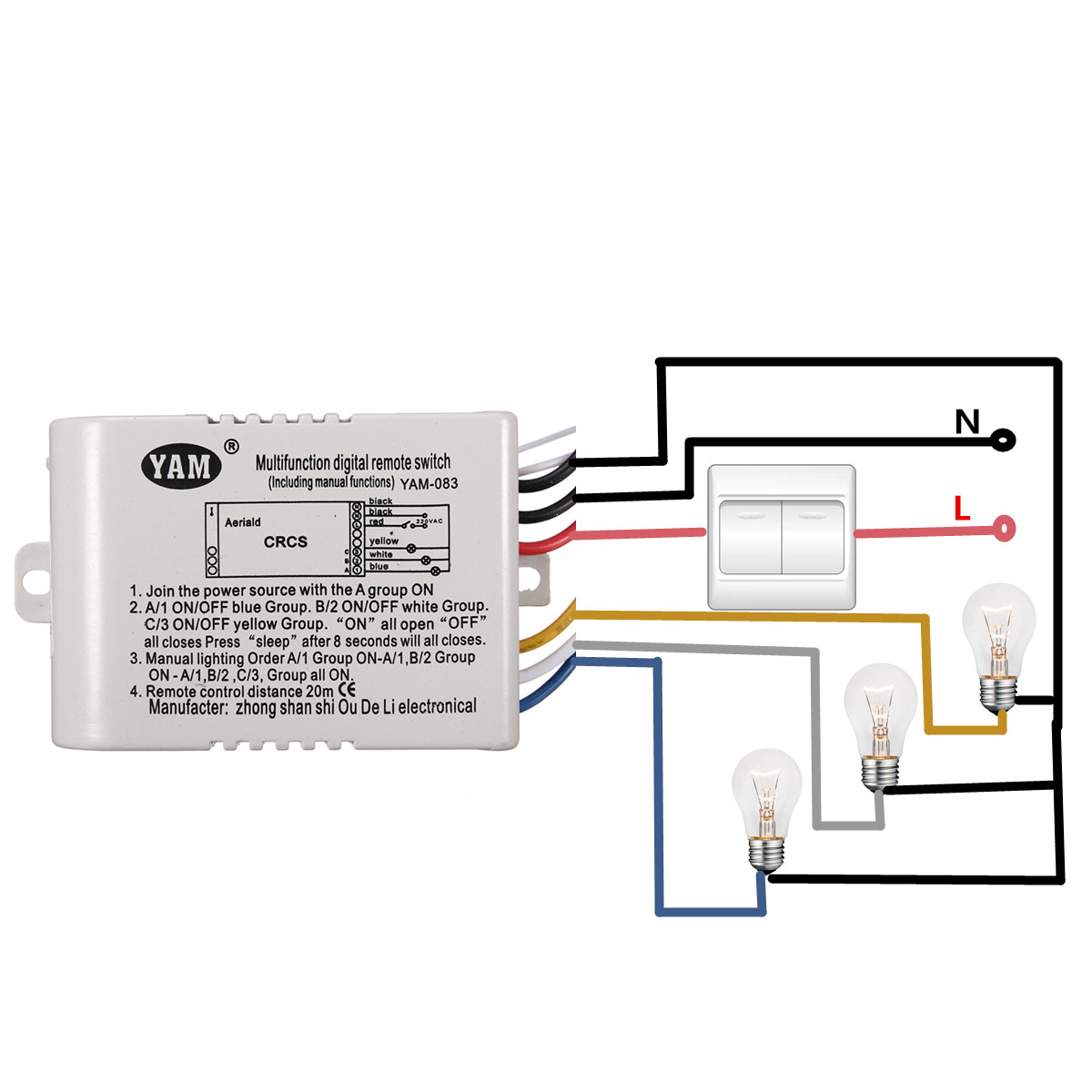 12 volt 3 way switch light wiring diagram two 3 way switch diagram wiring diagram   elsalvadorla 12 Volt Relay Wiring Diagram 5 Pole 12 Volt Rocker Switch Wiring Diagram