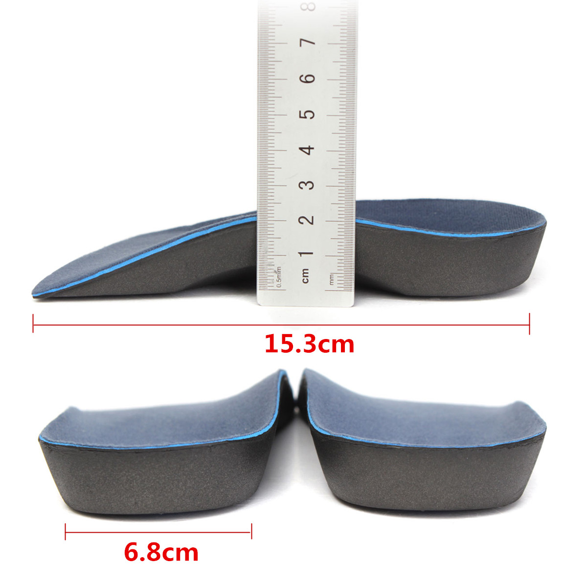 3 4 orthotic arch support pronation fallen insole