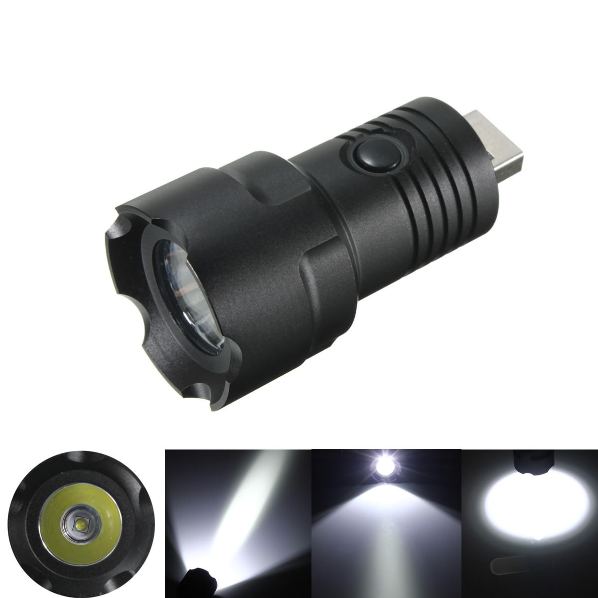 Hot 2000Lm CREE R5 LED USB Light 4 Modes Flashlight Torch ...