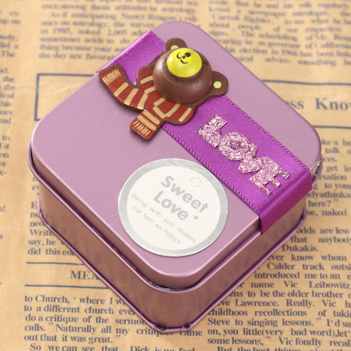 Wedding Gift Boxes Singapore : ... Creative Mini Candy Wedding Gift Boxes Purple S Lazada Singapore