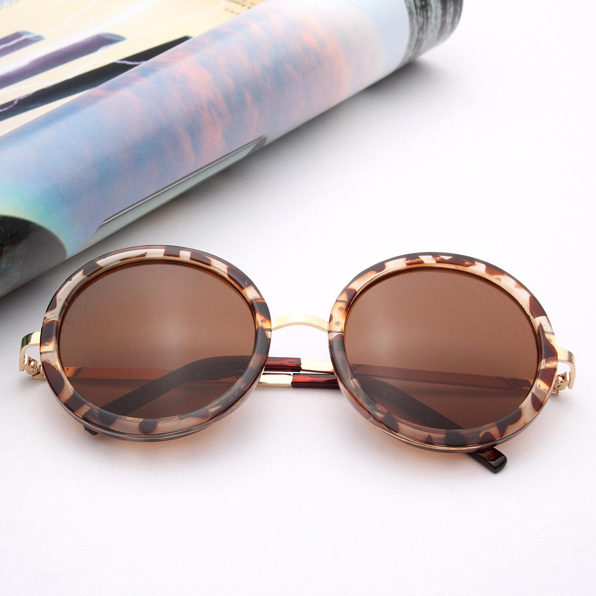 Round Frame Glasses Malaysia : Unisex Classic Round Frame Sunglasses Lazada Malaysia