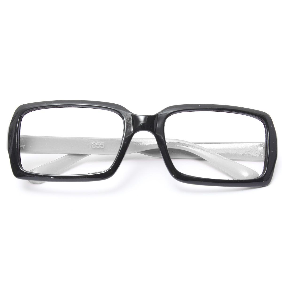 Children Kids Girls Unisex Nerd Geek Eyeglasses Frame ...