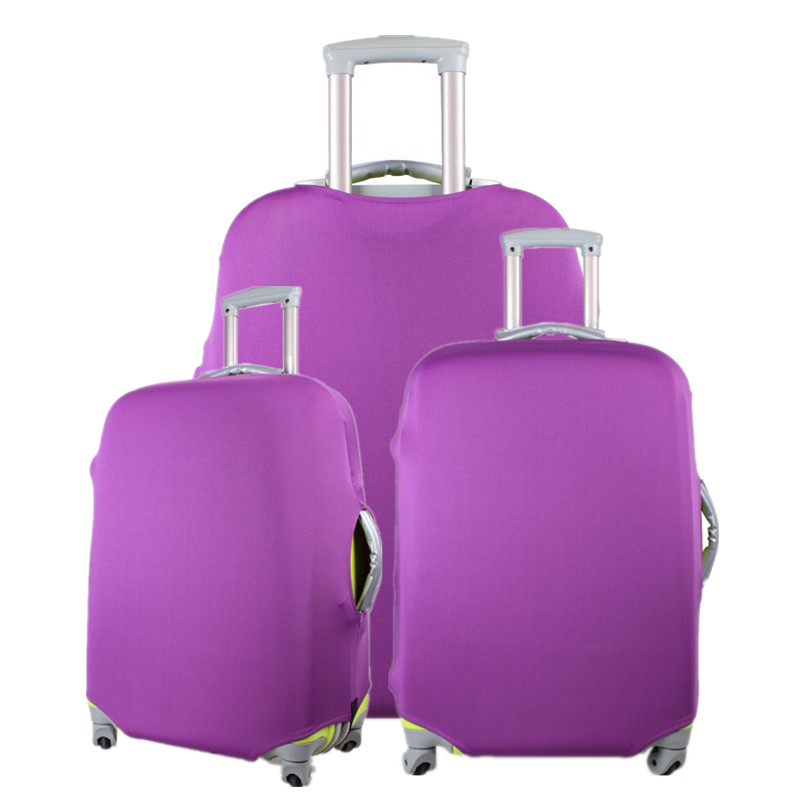 1 X Luggage Protector Elastic Suitcase Cover Bags Dust