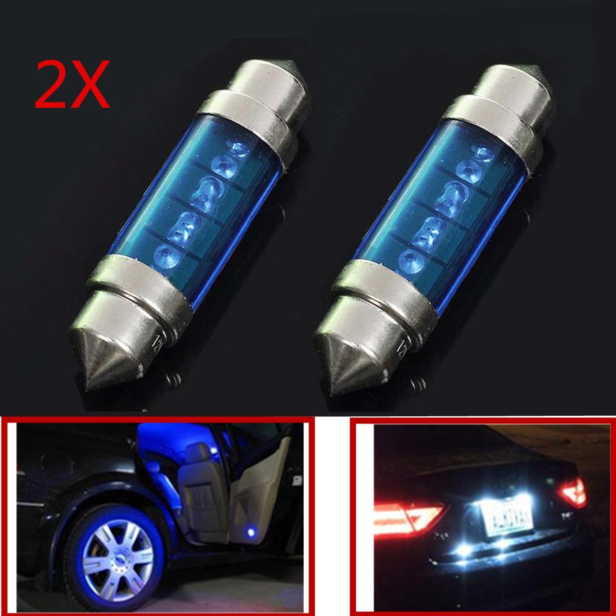 led c5w voiture auto int rieur d me bulb light lampe ampoule bleu 39mm 12v intl lazada singapore. Black Bedroom Furniture Sets. Home Design Ideas