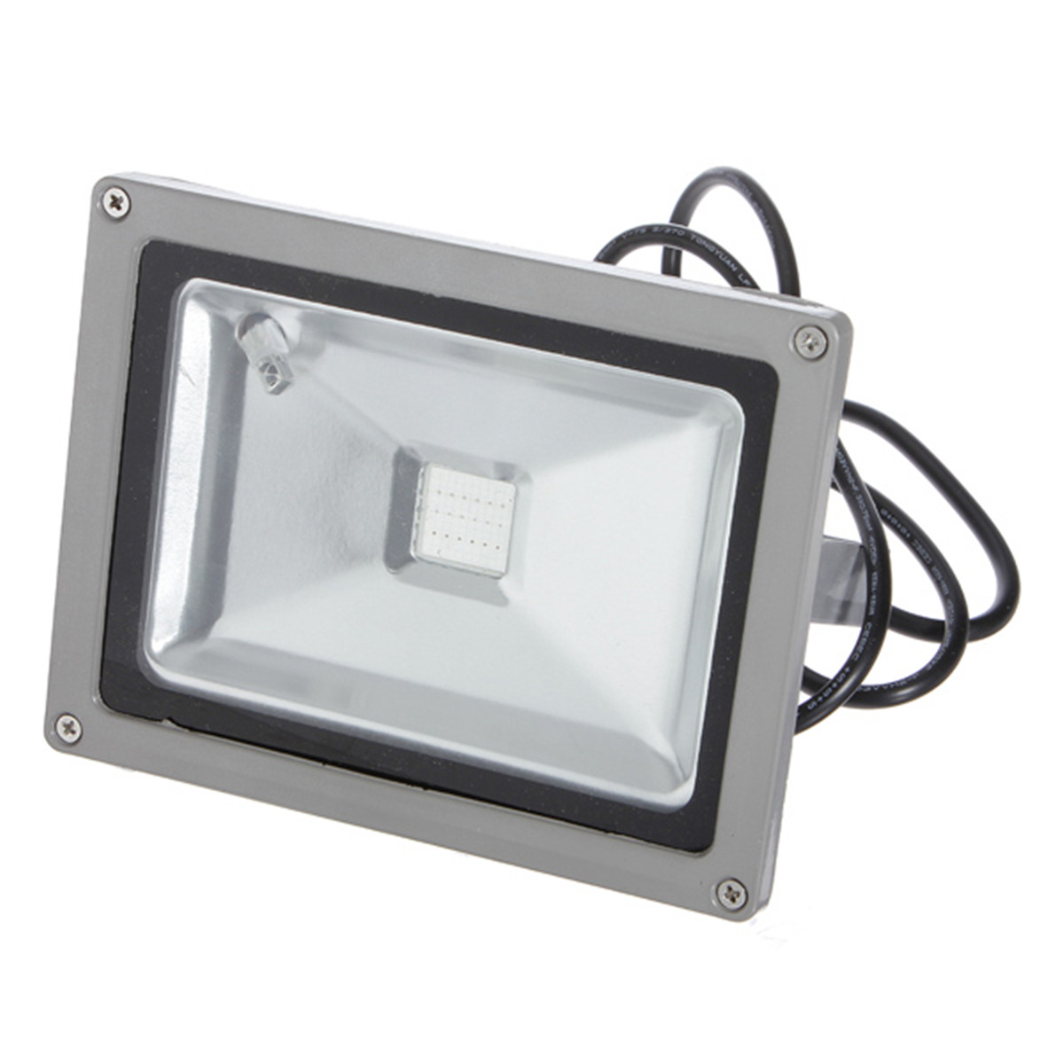 20w led lampe projecteur rgb exterieur lumiere ip65 for Lampe d exterieur a led