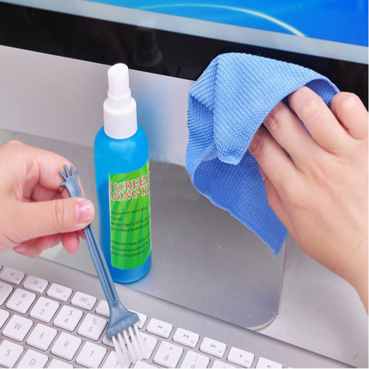 3in1 pc laptop lcd monitor cleaner plasma screen cleaning kit 11street malaysia blank media. Black Bedroom Furniture Sets. Home Design Ideas