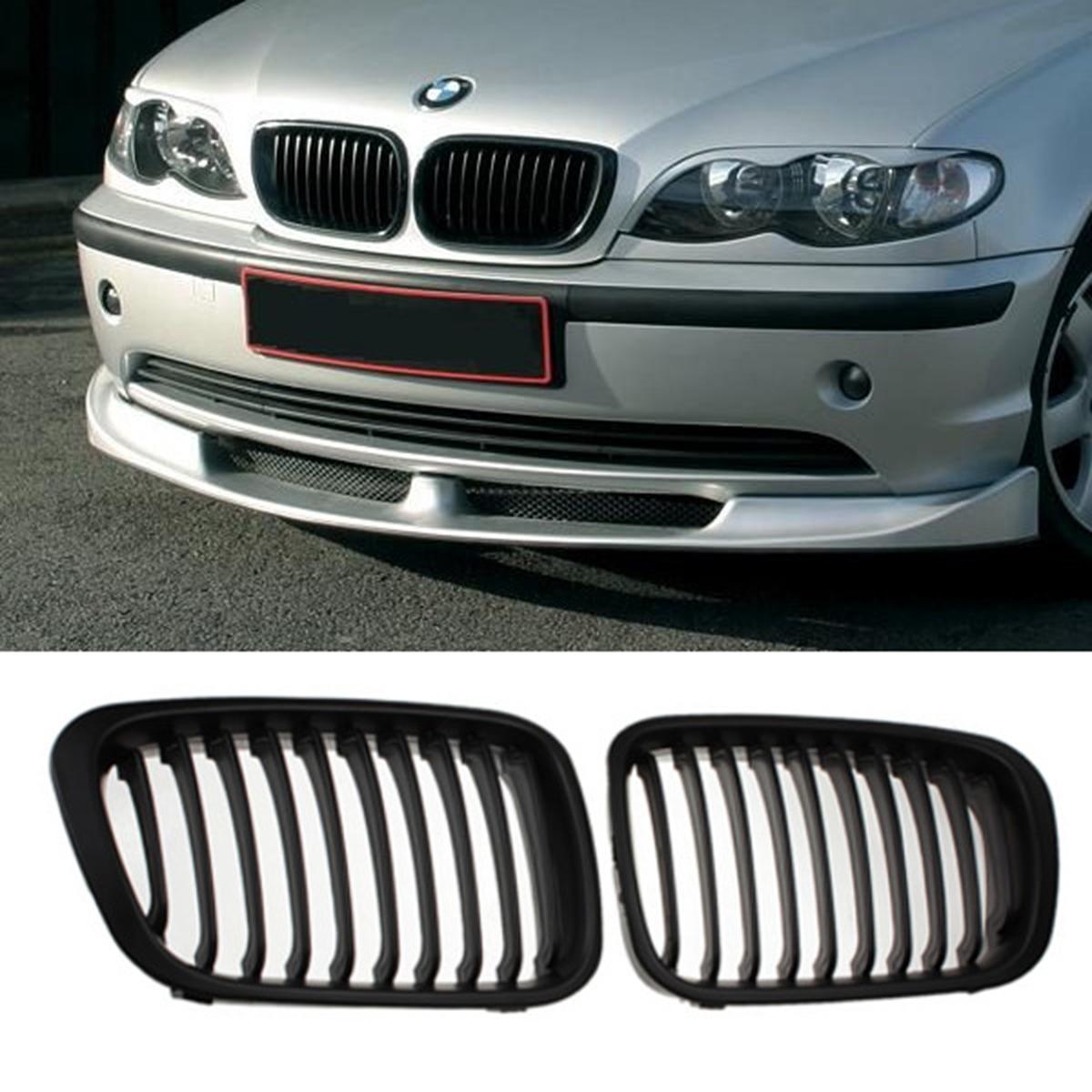 Bmw Grills: Kidney M Sport Grilles Grills BMW E46 3 Series 4D 4 Door