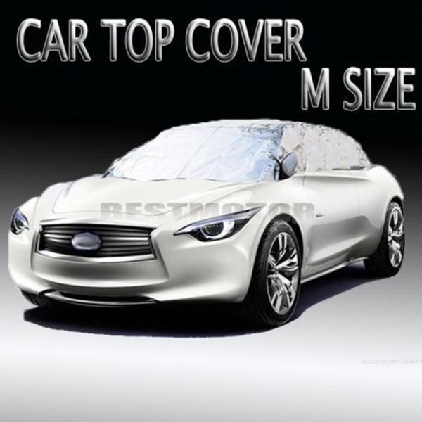 Universal Waterproof Outdoor Car Top Cover Sun Rain Dust ...