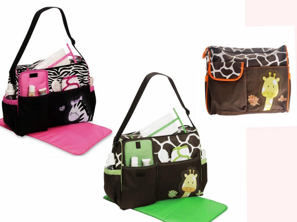 multifunction changing diaper nappy mummy baby feeding handbag tote shoulder. Black Bedroom Furniture Sets. Home Design Ideas