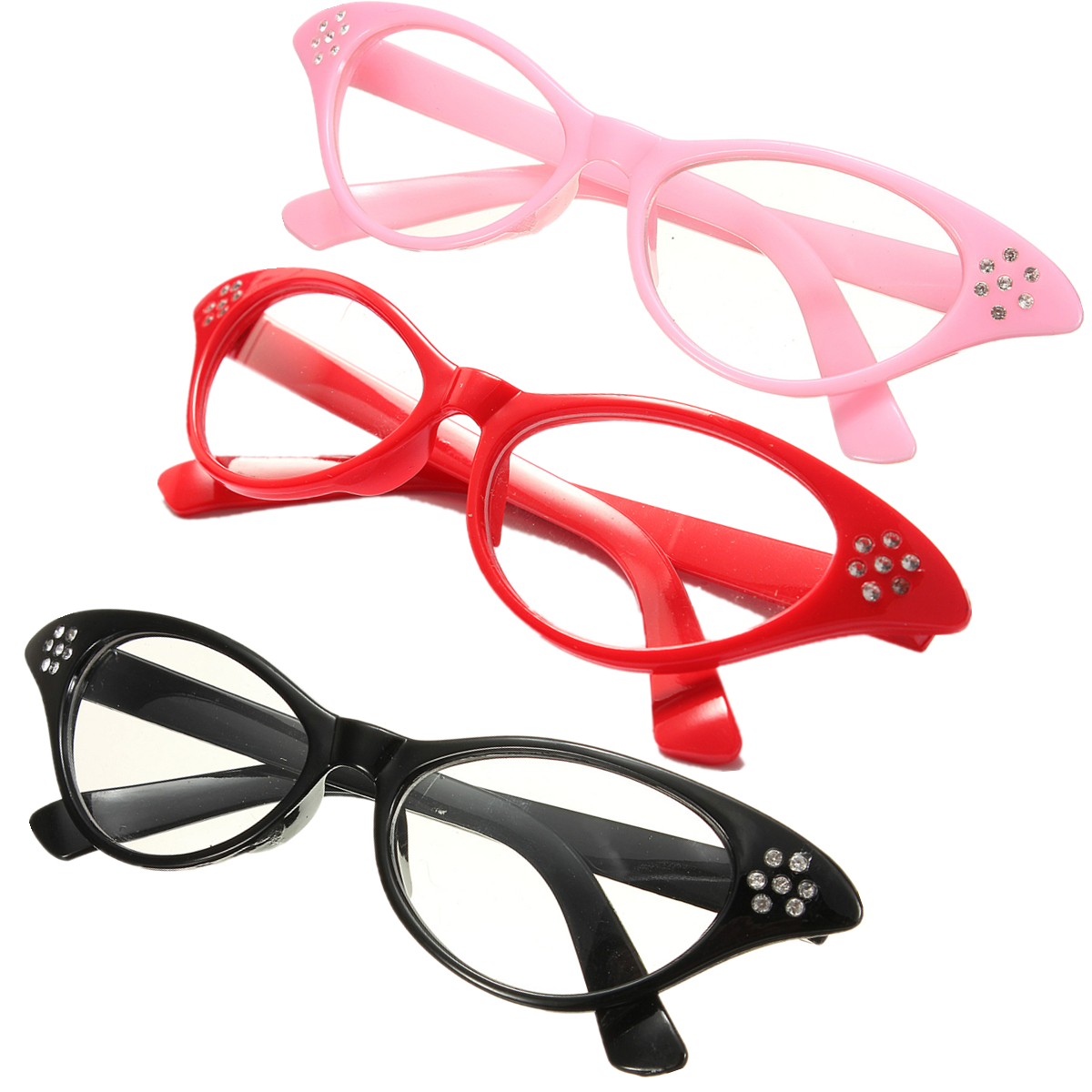 Clear Frame Glasses Malaysia : Women Frame Cat Eye Clear Lens Eye Glasses Lazada Malaysia