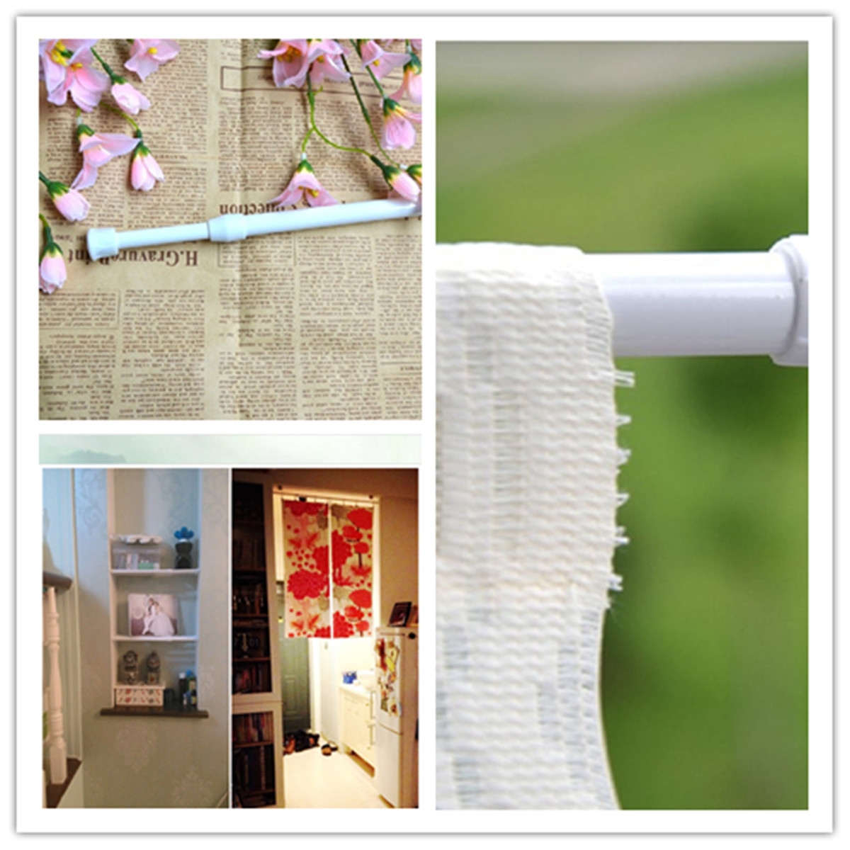Curtains Ideas » Spring Loaded Shower Curtain Rod - Inspiring ...