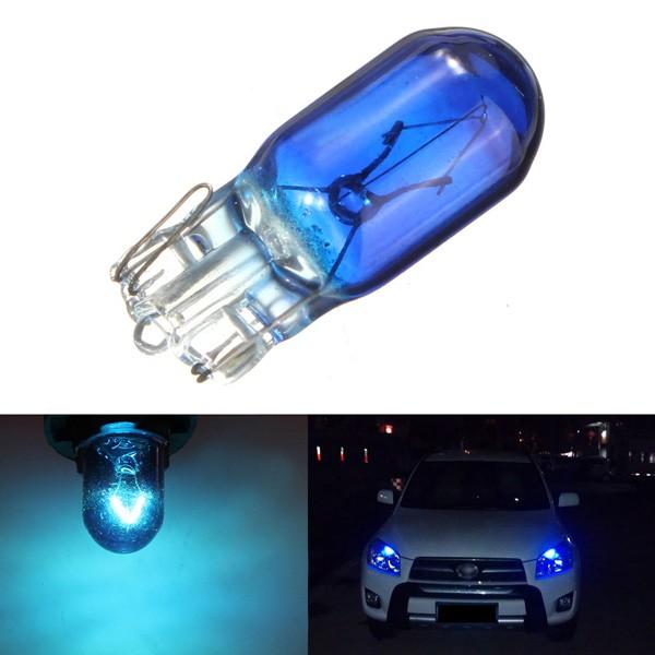 T10 5Wスーパーホワイト・ヘッドランプ・グローブ フロント・パーキング・ヘッドライト電球