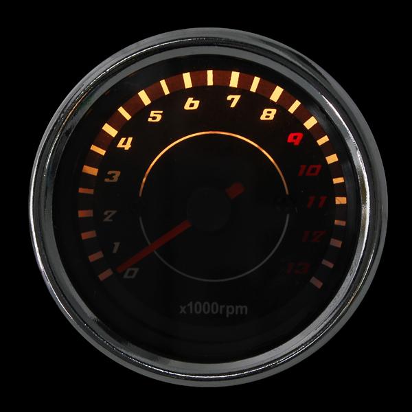 universal waterproof 60mm motorcycle speedometer. Black Bedroom Furniture Sets. Home Design Ideas
