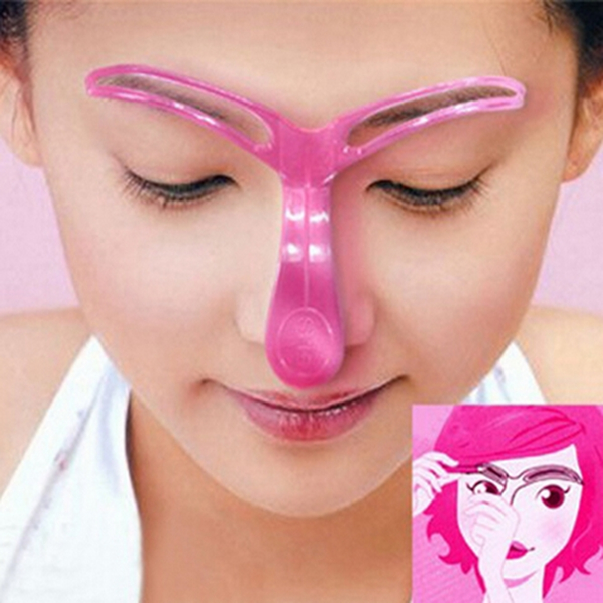 Как сделать розовые щечки вшопе