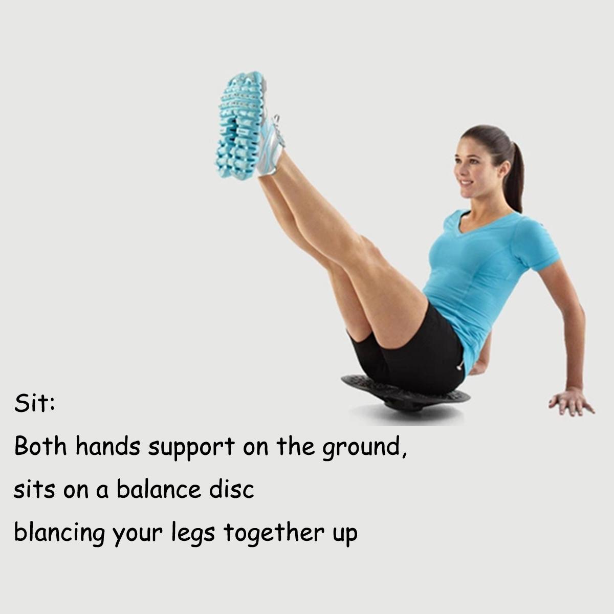 B Board Balance Your Workout