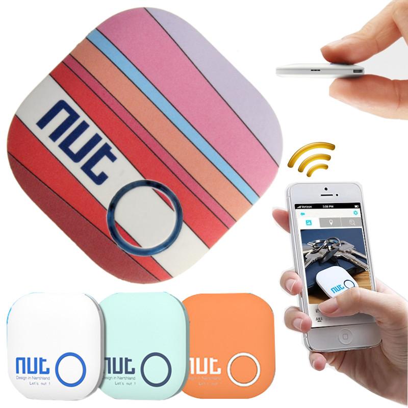 Bluetooth Tracker Child Pet Key GPS Locator Finder Alarm