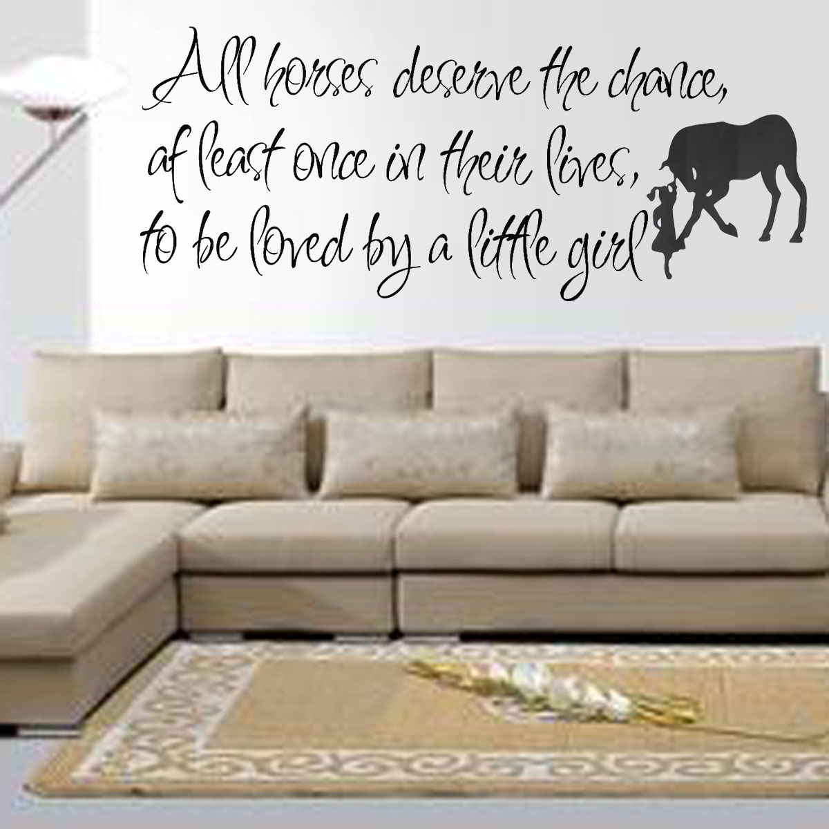 Removable vinyl art wall stickers decal diy room decor for Diy room decor quotes