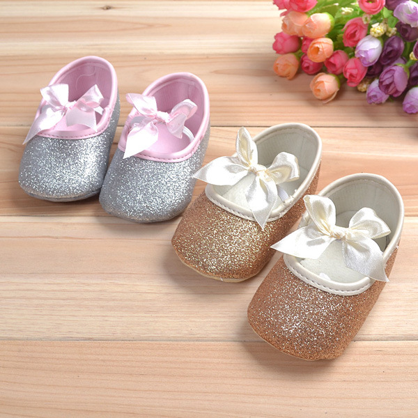 how to make baby shoes with ribbon