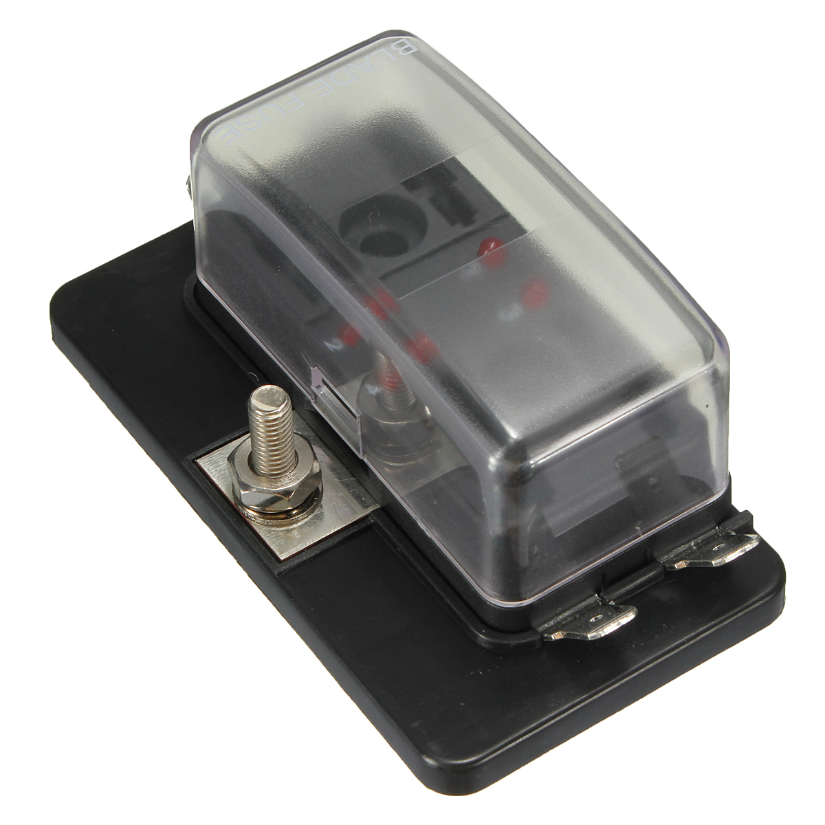 Fuse Box For Small Boat : Power in way fusebox fuse blade box fuseholder kit for