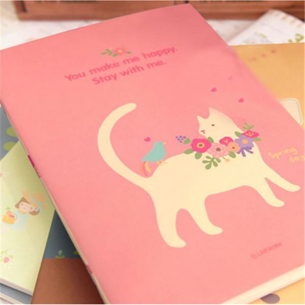 Notebook Paper Notepad Journal Blank Study Planner Cute Kawaii Memo. Source ·