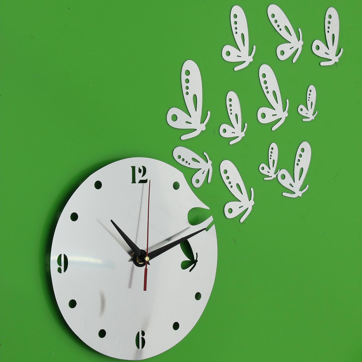 28 diy butterfly clock message board interesting diy clock