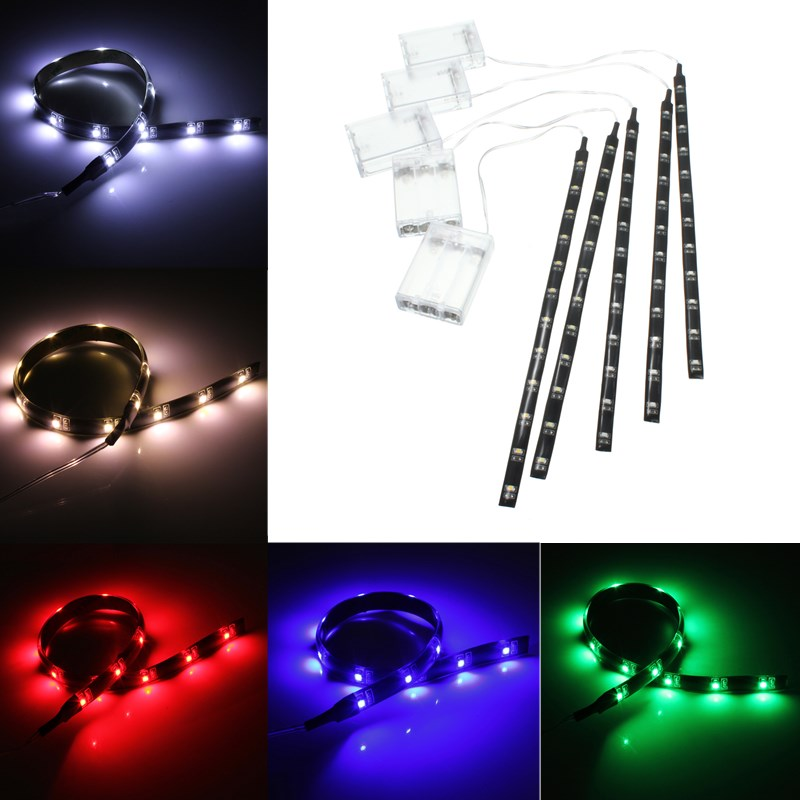 45v battery operated 30cm led strip light waterproof craft lights 45v battery operated 30cm led strip light waterproof craft lights hobby light sale banggood aloadofball Image collections