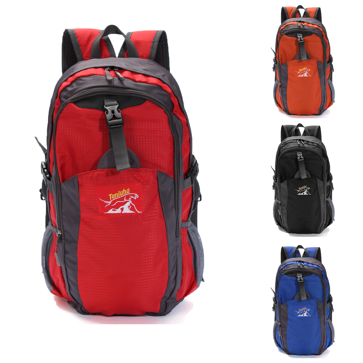 Travel Backpack Light Weight Waterproof Camping Hiking ...