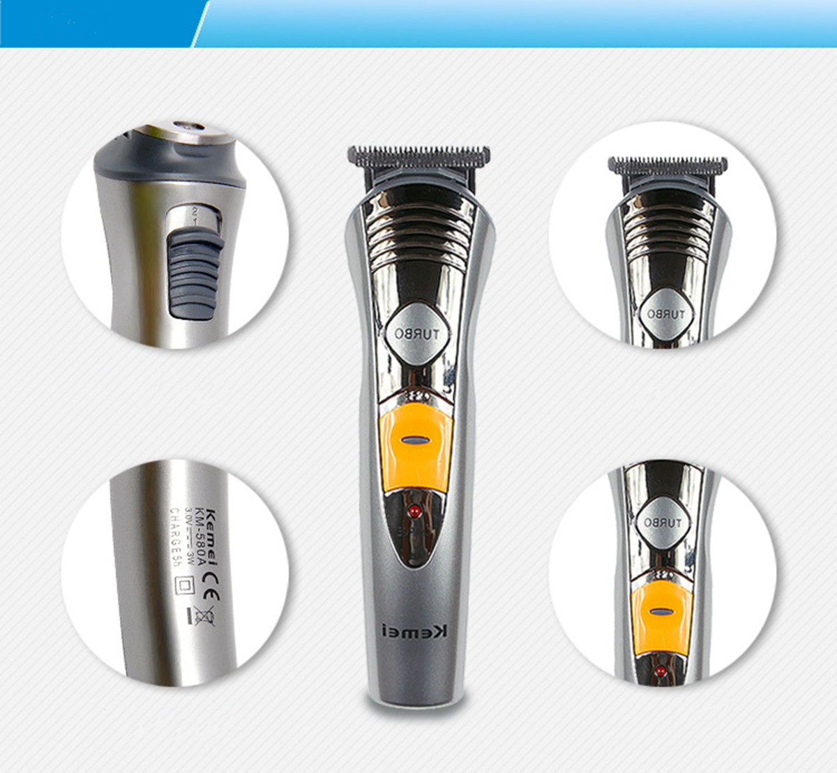 7in1 rechargeable kit nose ear body hair clipper grooming beard trimmer shave. Black Bedroom Furniture Sets. Home Design Ideas
