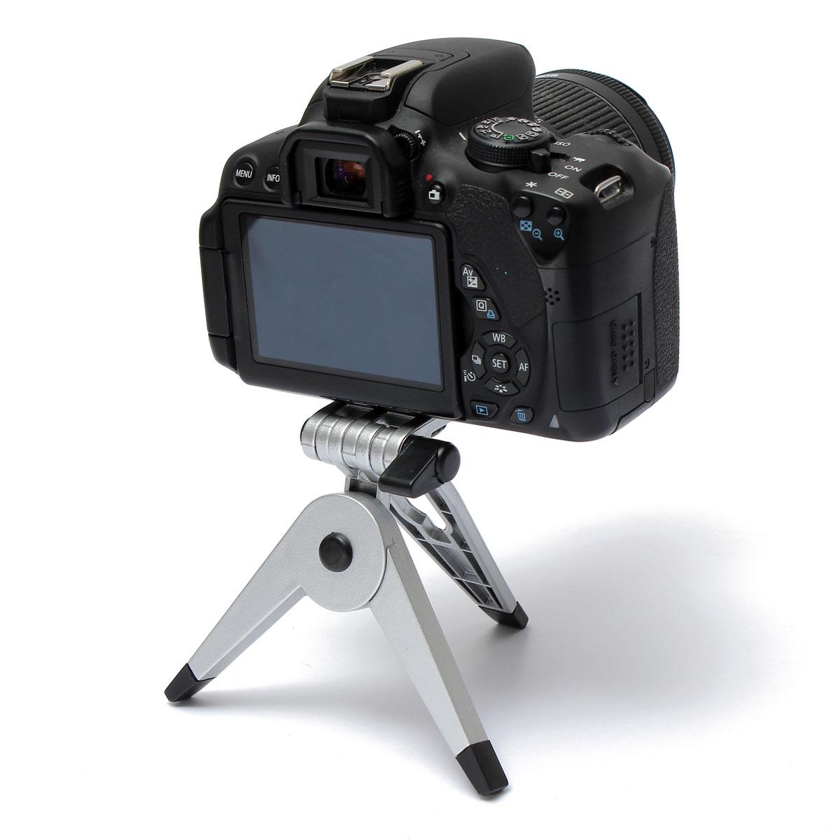 Photography Mini Portable Tripod Holder Stand Desk For