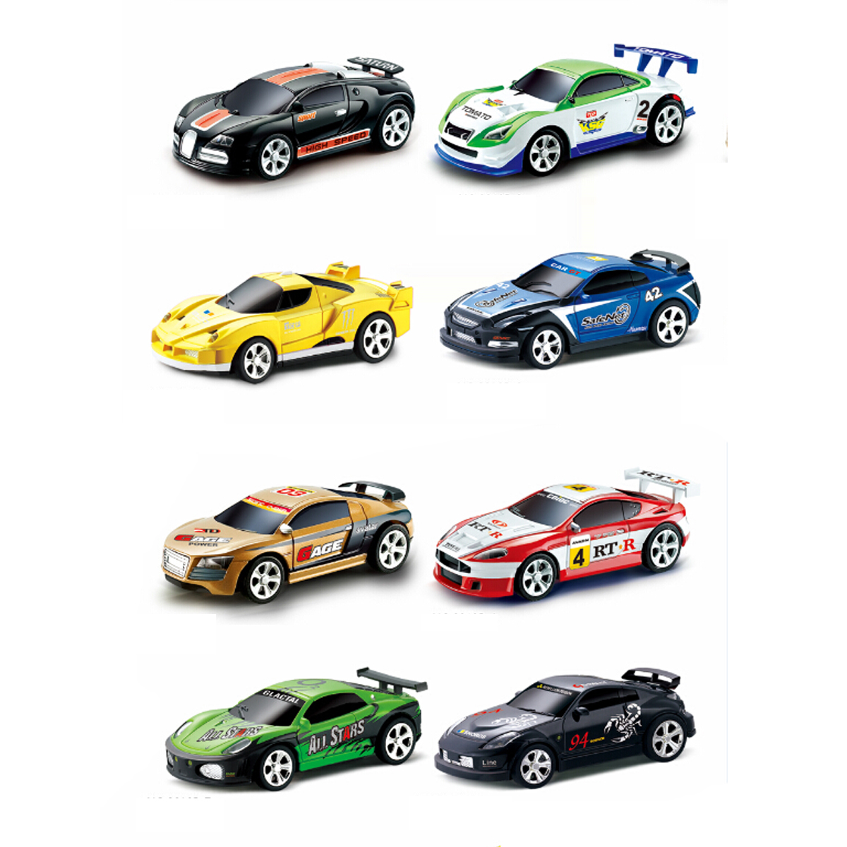mini rc radio remote control micro racing model coke can car game toy kid gift black intl. Black Bedroom Furniture Sets. Home Design Ideas