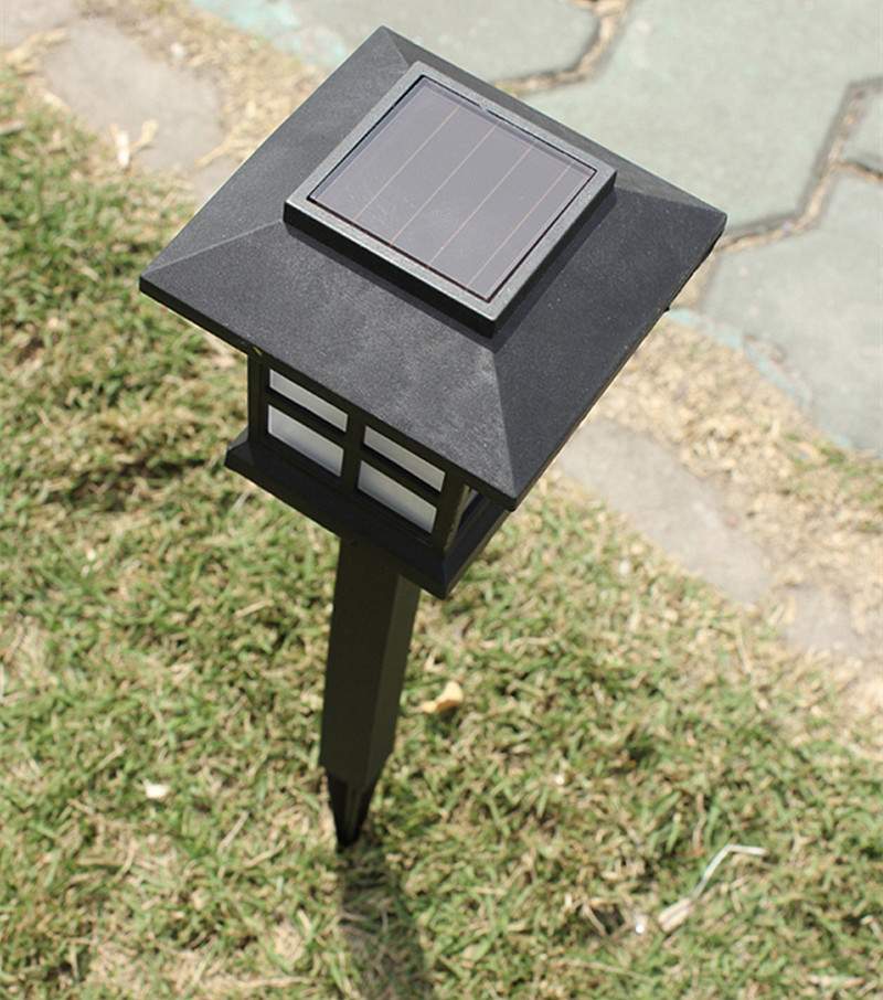 Led Yard Lights For Sale: 2 X Outdoor Solar Oriental LED Lawn (end 5/18/2018 4:15 PM