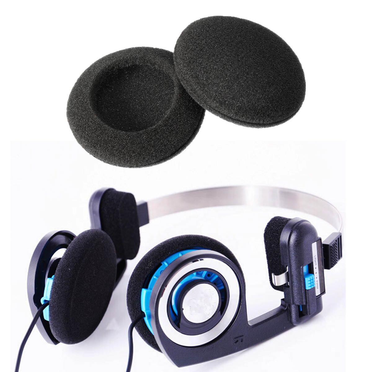 how to clean foam earphones