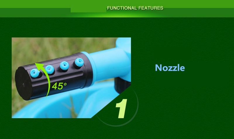 Automatic drip irrigation for plant flower garden watering for Gardening tools jakarta