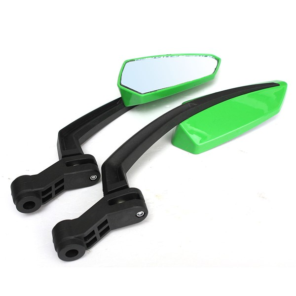 Motorcycle Rear View Mirror 360 Degree Universal Screw 8 10mm 4 Colors
