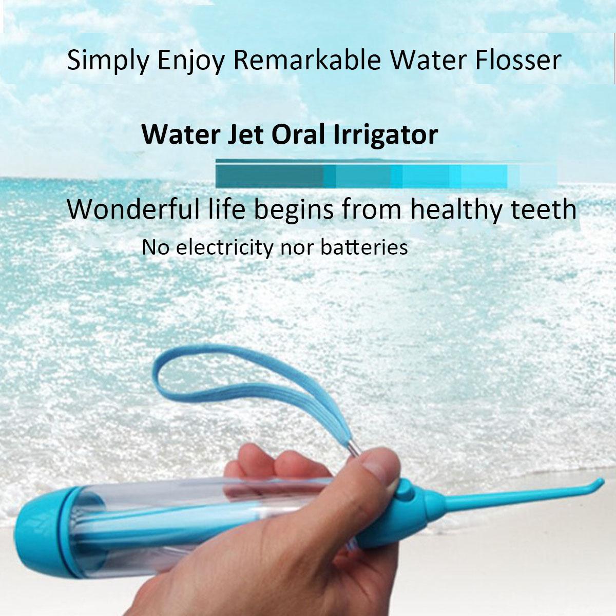 autoleader dental care water jet oral irrigator flosser tooth spa teeth pick cleaner health. Black Bedroom Furniture Sets. Home Design Ideas