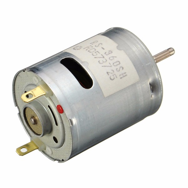 6v 29000rpm 360 small dc motor electric motor for car boat