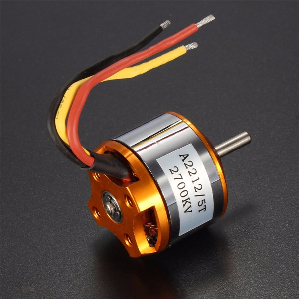 2700kv Outrunner Brushless Motor For Rc Aircraft Sale