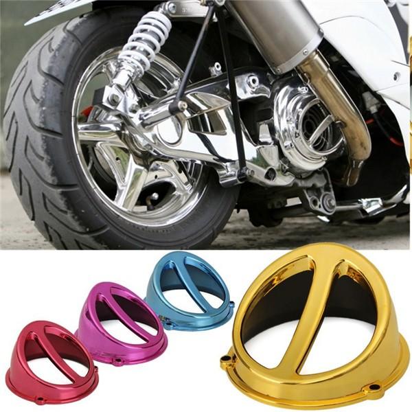 125cc/150cc Chrome Fan Cover Scoop Cap