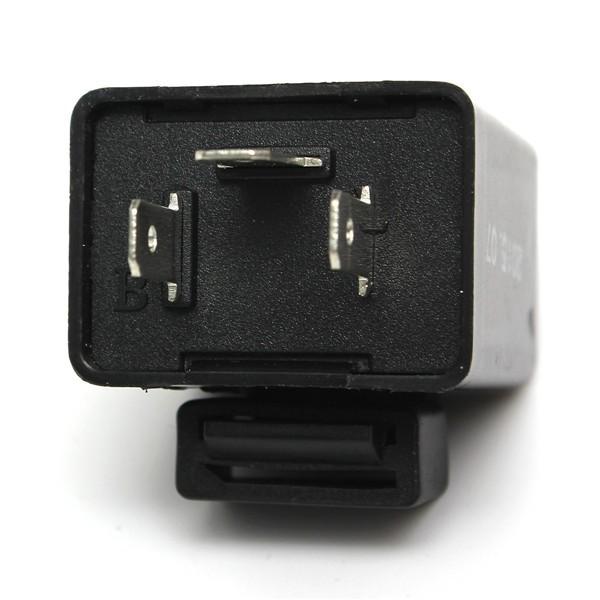 Indicatore moto LED lampeggiatore relè 12v 150w universale pin 3
