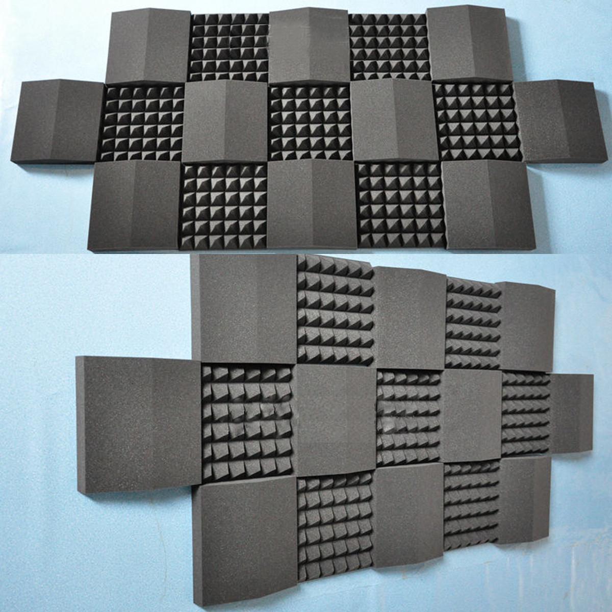 mousse ponge bruit absorption studio ktv bleu. Black Bedroom Furniture Sets. Home Design Ideas
