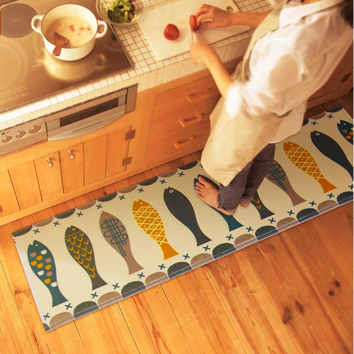 Милые следы большие ноги коврики для ванной коврики мультфил.