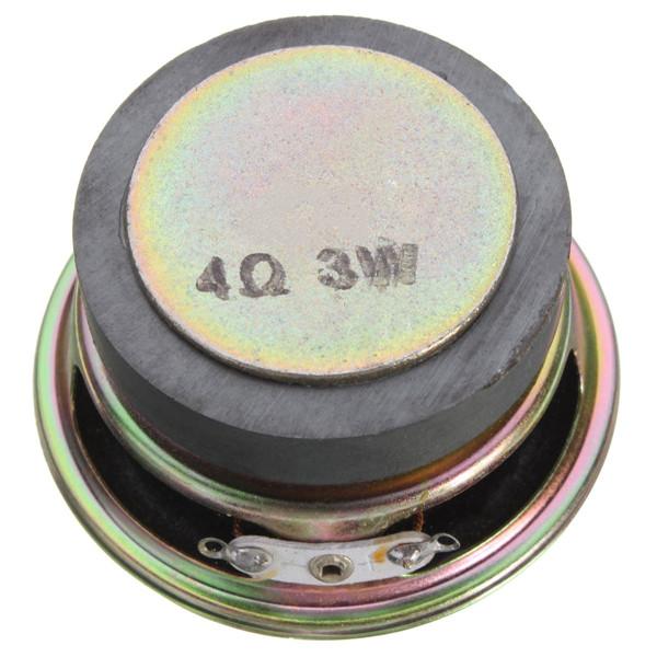 2 Inch 4Ohm 4Ω 3W Full Range Audio Stereo Loudspeaker (6)
