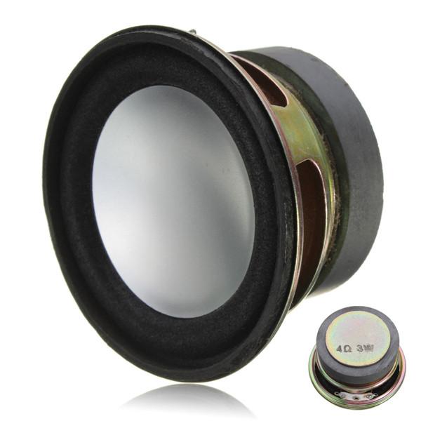 2 Inch 4Ohm 4Ω 3W Full Range Audio Stereo Loudspeaker (1)